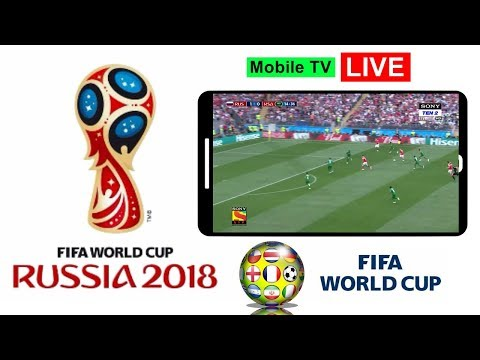 Fifa World Cup 2018 Live TV Russia Android App