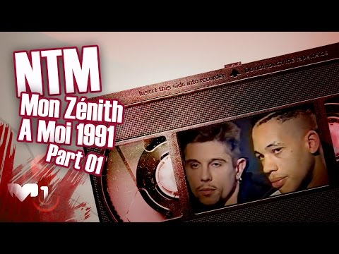 NTM - Mon Zénith A Moi 1991 - Part 01 (видео)
