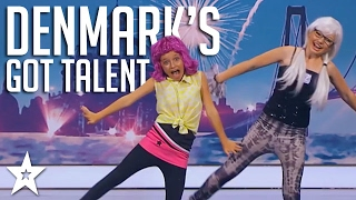 Check out the TOP AUDITIONS from Week One of Denmark's Got Talent 2017! From singers to dancers... who's your favourite act? Let us know in the comments ...