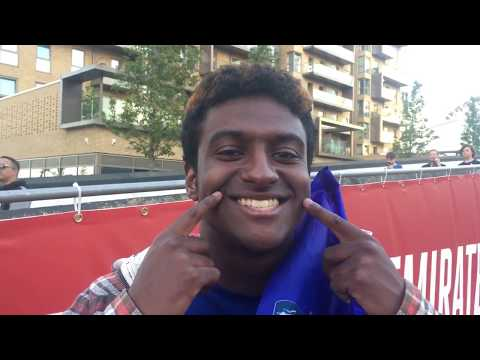 Chelsea 1-0 Manchester United FA Cup Final. Post match review with 100percentchelsea Lewis