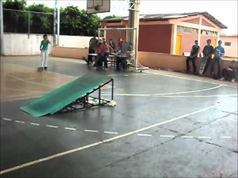 CAMPEONATO DE SKT EM RUBINEIA