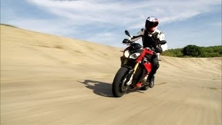 7. 2014 BMW S 1000 R on Old Annular Speed-Test Track