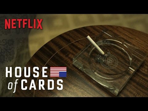 House of Cards Season 3 (Teaser 'Traces')