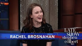 Video Rachel Brosnahan Has Disappointed Her Father In So Many Ways MP3, 3GP, MP4, WEBM, AVI, FLV Januari 2018