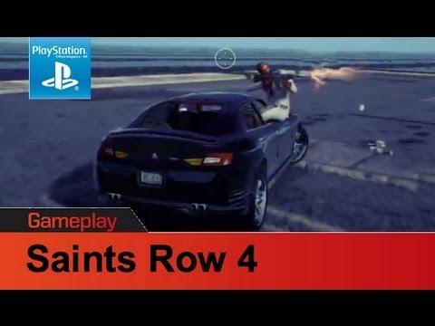 saints row iv playstation 3 cheats