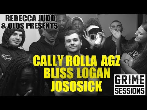 GRIME SESSIONS | CALLY, BLISS, ROLLA, AGZ, JOSOSICK, LOGAN @GrimeSessions @kirbyt_dj