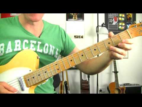 Back In Black – ACDC ★ How To Play – Electric Guitar Riff Lessons – Rock Guitar Tutorial