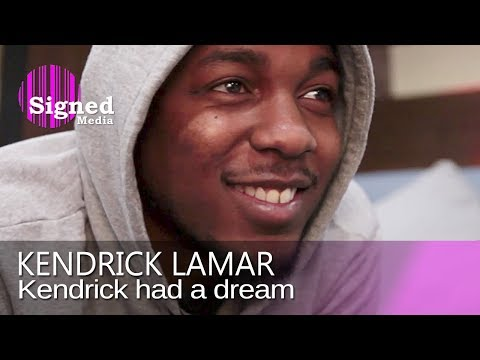 """Kendrick Lamar - Interview on the release of """"Good Kid, m.A.A.d City"""""""