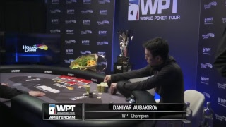 WPT Amsterdam Final Table