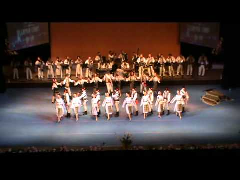 Ansamblul Joc la 65 de ani ( Nunta Moldoveneasca part.2 ) (видео)