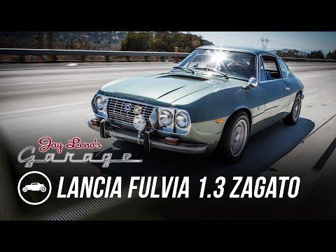 1967 Lancia Fulvia Sport 1.3 Zagato – Jay Leno's Garage