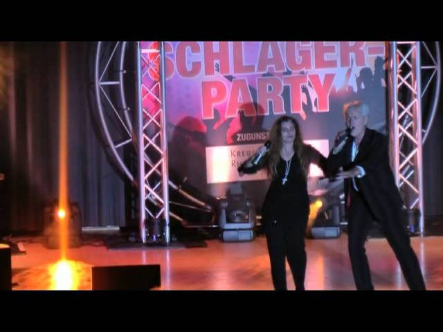 NICEFIELD - Amor y alegria LIVE - Benefiz-Schlager-Party in Kastellaun am 2 ..
