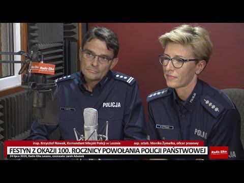 Wideo1: Policja zaprasza na festyn przy nowej strzelnicy