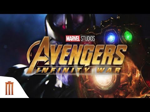Avengers: Infinity War - Official Trailer [ซับไทย]  Major Group