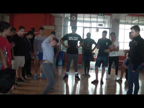 :..[ War on the Dancefloor 2 -- Edi vs. Luki (1/4 Final) ]..: (видео)
