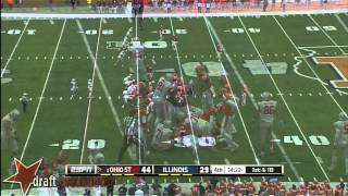 Carlos Hyde vs Illinois (2013)