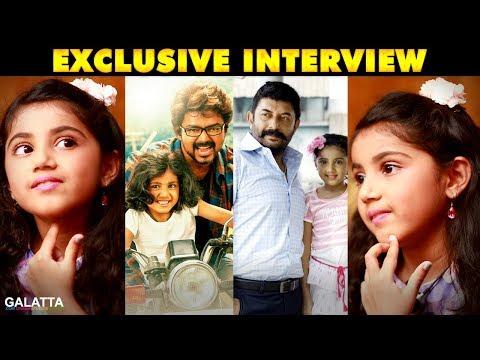 Video ''Vijay pidikuma Arvind Swami pidikuma'' Nainika's cute answer | Galatta Exclusive download in MP3, 3GP, MP4, WEBM, AVI, FLV January 2017