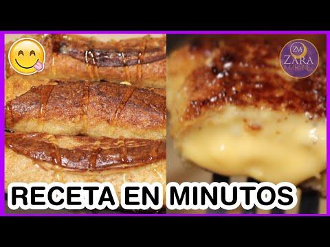Dieta para bajar de peso - ROLLITOS DE JAMON Y QUESO - RECETA CASERA - Zara Martínez