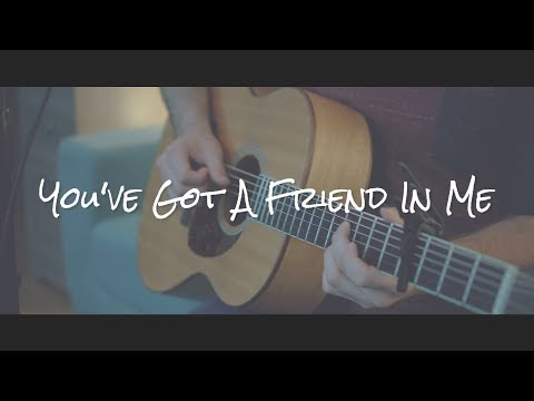 You've Got A Friend In Me - Toy Story | Chaz Mazzota (Cover)
