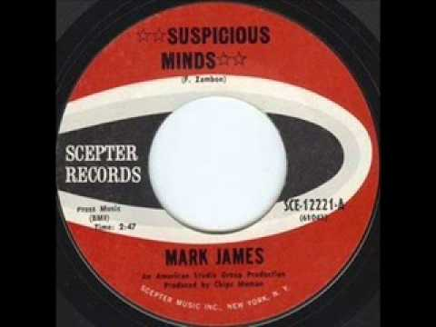 Mark James - Suspicious Minds