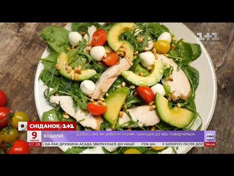 ТОП-5 порад для смачних і корисних салатів
