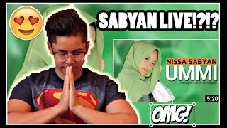 Video Nissa Sabyan - UMMI REACTION FROM AMERICA! (STUNNING!) MP3, 3GP, MP4, WEBM, AVI, FLV Agustus 2018
