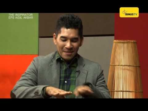 THE INSPIRATOR : Aidil Akbar – Rich and Wealthy (Part.3)