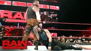 Nonton Braun Strowman tears up the road to SummerSlam: Raw, July 17, 2017 Film Subtitle Indonesia Streaming Movie Download