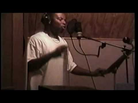 131 Entertainment / Rodney Wilkerson in the Studio Recording 2011