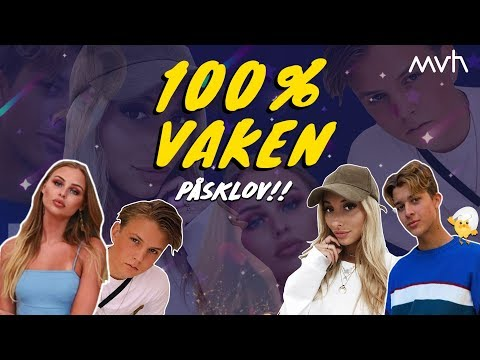 100% Vaken | Antonija Mandir, Amanda Strand, Joel Wetzel och Eliott Malhotra