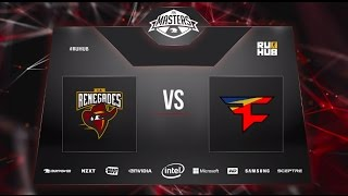 Renegades vs. FaZe Clan - iBUYPOWER Masters - map1 - de_nuke [CrystalMay, ceh9]