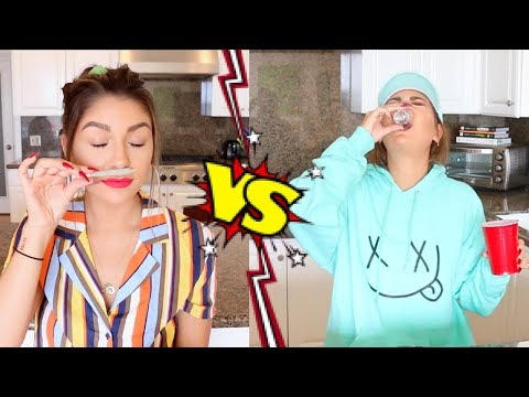 Me Drunk VS Me High | Andrea Russett
