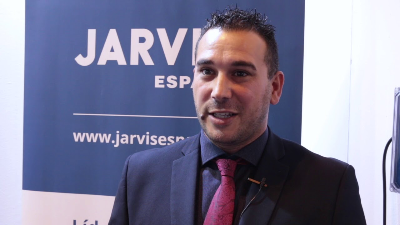 JARVIS Spain en Meat Attraction 2018