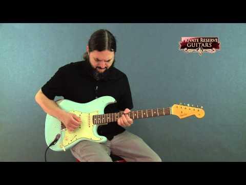 Custom (musician) - Filmed at Musician's Friend Private Reserve Guitars in September 2014. For more information: http://www.musiciansfriend.com/guitars/fender-custom-shop-1963-r...