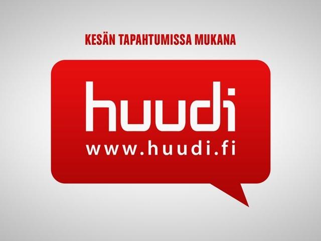 Huudi -  Suomiareena-paketti 7.7.2016