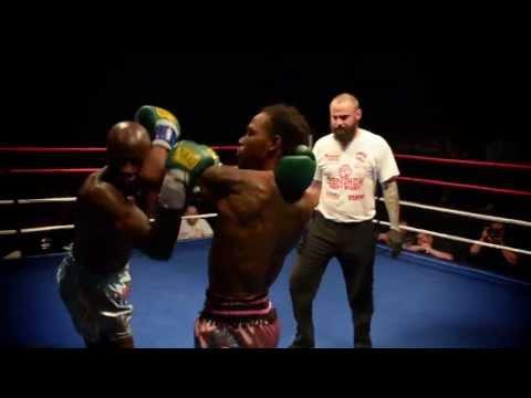 Bangkok Fight Night Shockwave Atlanta Muay Thai