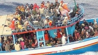Lampedusa Italy  city photos gallery : UPDATED : Italy Migrant Boat Sinks Killing At Least 290 Near Lampedusa : Raw Video