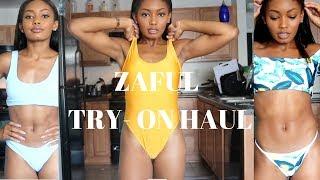 Video ZAFUL SWIMSUIT TRY ON HAUL!!!!! MP3, 3GP, MP4, WEBM, AVI, FLV Oktober 2018