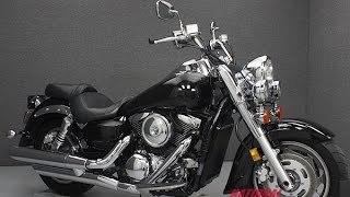 3. 2007  KAWASAKI  VN1600 VULCAN 1600 CLASSIC - National Powersports Distributors