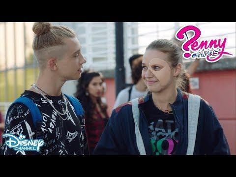 Sneak Peek 🤫   Penny On M.A.R.S   Disney Channel UK
