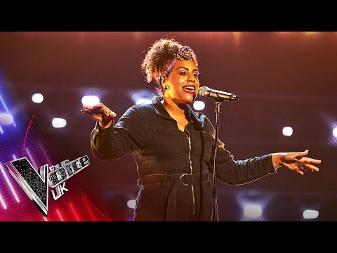 Kezia's 'Your Love Is King' | Blind Auditions | The Voice UK 2021