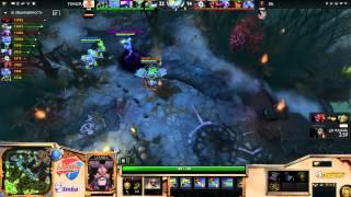 TongFu vs DK, game 2