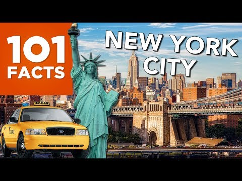 101 Facts About New York City