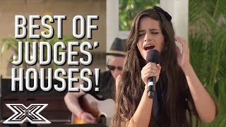 Video The BEST Judges' Houses Auditions! | X Factor Global MP3, 3GP, MP4, WEBM, AVI, FLV Juli 2018