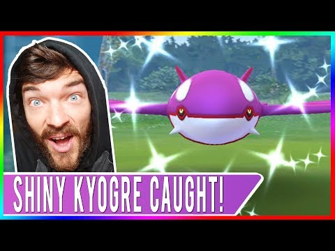 99,000 SUBSCRIBER STREAM! Shiny Kyogre Caught In Rainy Weather In Tokyo, Japan