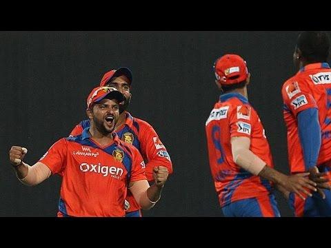 IPL 2016| Kolkata Knight Riders vs Gujarat Lions| Gujarat Lions Beat KKR By Five Wickets