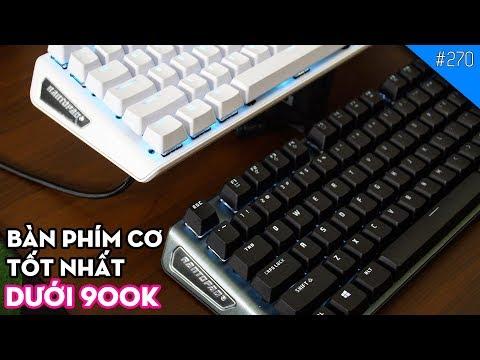 Trên tay bàn phím cơ RANTOPAD MXX: Bàn phím cơ giá rẻ tốt nhất???