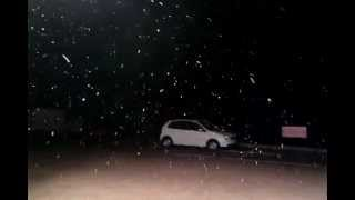 Nottingham Road South Africa  city pictures gallery : Snow Falling at Nottingham Road, South Africa