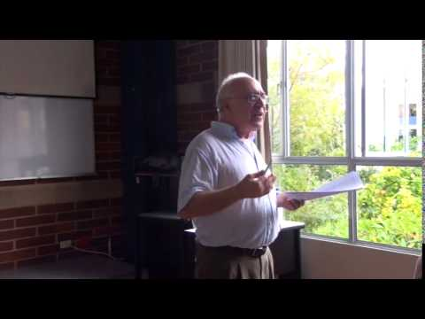 Juan José Tamayo habla de Ernst Bloch en El Salvador