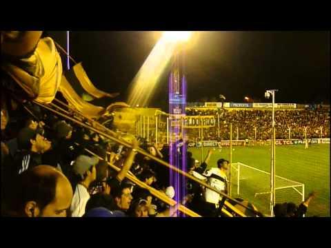 Hinchada de Olimpo vs Boca - Noroeste 74 - Olimpo